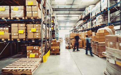 vender soluções logísticas